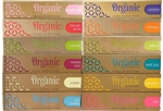 Organic Goodness Incense sticks