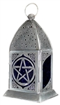 Purple Pentacle Magick Lantern