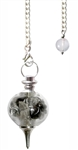 Glass Sphere Crystal Pendulums