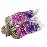 Flower Smudge sticks