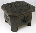 Pentagram Altar with drawer
