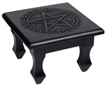 Pentagram altar table - small