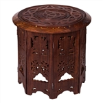 Folding Round altar table - various designs