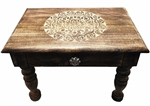Flower of Life Altar Table