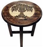 Tall Tree of Life Altar Table