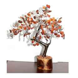 Crystal Charm Tree for Spirituality
