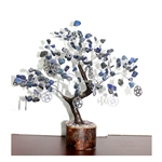 Crystal Charm Tree for Protection