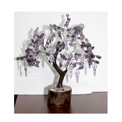 Crystal Charm Tree for Healing