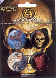 Badge Pack Alchemy