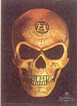 Alchemy Big Skull Flag