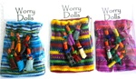 Bag of Mini Worry Dolls
