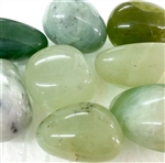 New Jade Tumbled Stone