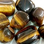 Tiger Eye Gold Tumbled Stone