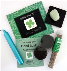 Magic Wish Kit for Good Luck