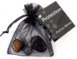 Crystal Wish Kit for Protection