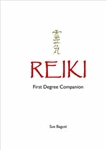 Reiki - first degree companion by Sue Bagust