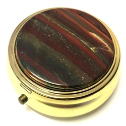 Gemstone Pill box