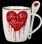Alchemy Blood Coffee Set