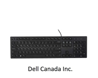 <!150>Wired USB Keyboard English KB216, Dell, 580-ADMT