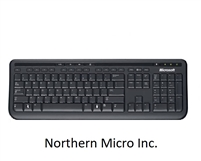 <!340>Keyboard Wired Keyboard 600 English, Microsoft, ANB-00002
