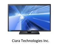 <!120>24 inch Wide monitor with 1920x1080 resolution, Samsung,  S24E650XL - 208536/216839