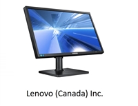 <!120>24 inch Wide monitor with 1920x1080 resolution, Samsung, S24E650XL