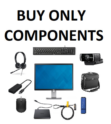 Dell Latitude 7424 (SYSTEM COMPONENTS ONLY)