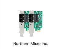 <!750>PCI-e Fiber Fast Ethernet NIC (ST, SC or LC connector), Allied Telesis, AT-2711FX/xx-901
