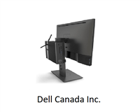 <!190>Behind the Monitor Mount for select monitors:  P2417H, P2317H, P2217, & P2217H , Dell, 482-BBCN