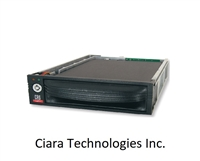 "<!410>CRU DataPort 10 removable drive carrier, 3.5""- SAS/SATA drives, 5.25"" bay (8440-6502-0500), CRU , 8440-6502-0500 / 202901"