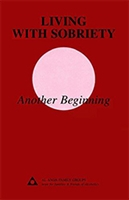 Living with Sobriety - Al-Anon Pamphlets