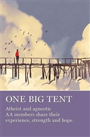 the cover of ONE BIG TENT by AA Grapvine publications