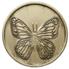Butterfly Recovery Medallion