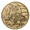 Veterans In Recovery Bronze Inspiration Medallion