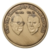 Founders Bronze Inspiration Medallion