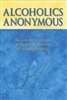 Alcoholics Anonymous Big Book - Hardcover - standard size font