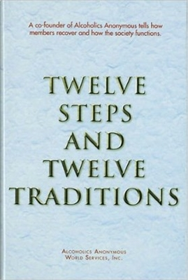 AA Twelve Steps and Twelve Traditions - Soft Cover 12 N 12 | Recovery Shop