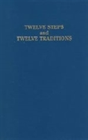AA Twelve Steps and Twelve Traditions - Pocket Edition Book