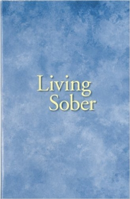 AA Living Sober Book