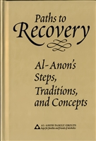 Paths to Recovery Al-Anon Book