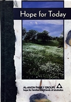 Hope For Today - Al-Anon Family Groups - Hard Cover - Meditation Book