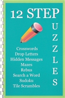 AA - 12 Step Puzzles Book