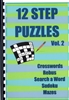 12 Step Puzzle Book Volume 3