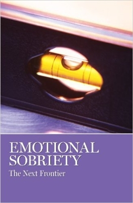 Emotional Sobriety Book - The Next Frontier