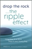Drop The Rock - The Ripple Effect Soft Cover Book