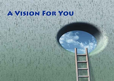 AA A Vision For You Greeting Card