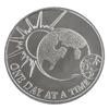 One Day at a Time - Sun, Earth and Moon Recovery Coin