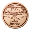 Custom Laser Engraved Wooden Chips Only $0.85 each