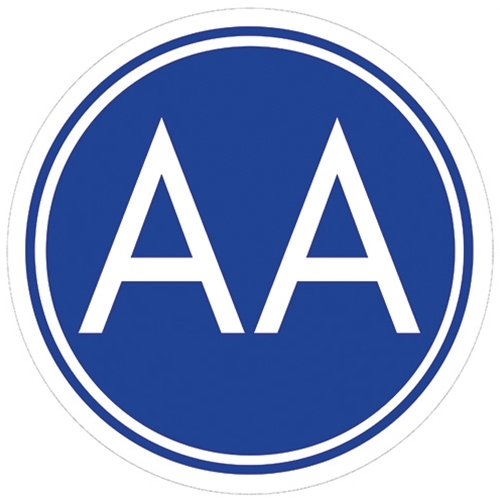 Aa Meeting Sign Alcoholics Anonymous Recoveryshop