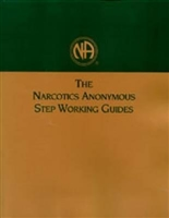 NA Step Working Guide soft cover book